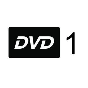DVD диск #1